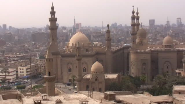 ZO, WS, Sultan Hassan Mosque, Cairo, Egypt