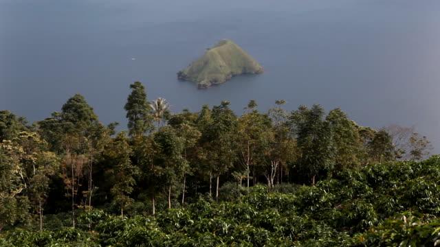 vídeos y material grabado en eventos de stock de sumatra seascape beauty aerial - isla de sumatra