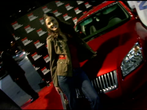 summer altice at the 2005 stuff style awards inside at the roosevelt hotel in hollywood california on september 7 2005 - summer altice stock videos & royalty-free footage