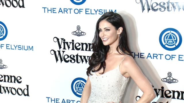 summer altice at the the art of elysium's ninth annual heaven gala at 3labs on january 9 2016 in culver city california - summer altice stock videos & royalty-free footage