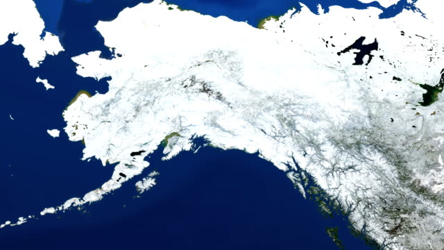 Verano trata de Alaska