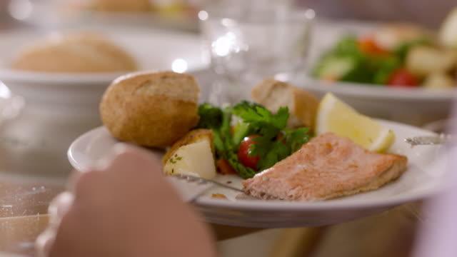 summer dining - slice stock videos & royalty-free footage