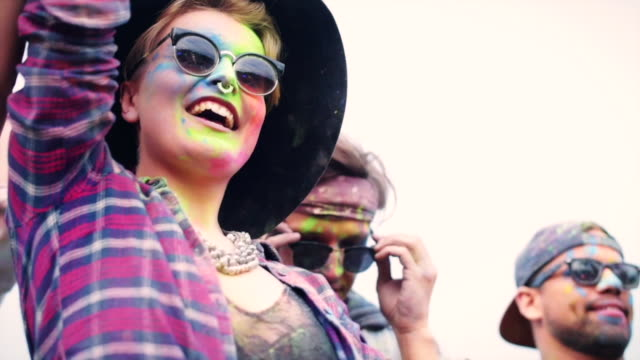 summer/ krakow/ poland - music festival stock videos & royalty-free footage