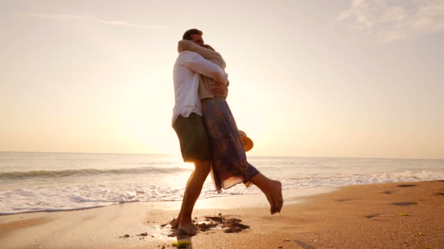 summer love. - falling in love stock videos & royalty-free footage