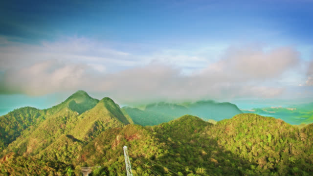 summer nature 4k - langkawi stock videos and b-roll footage