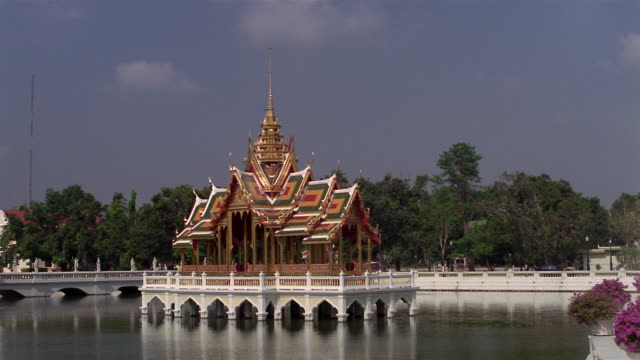 MS, Summer Palace Pavilion, Bang Pa-In, Thailand