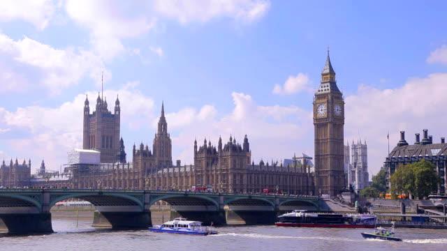 Sommer RTMP in der Stadt der Westminster, London