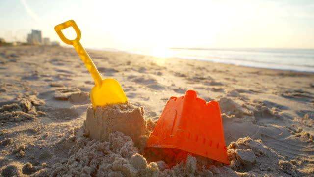 summer vacation concept: south carolina - bucket stock videos & royalty-free footage