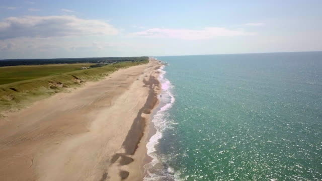 summer vacation in denmark - north sea stock videos & royalty-free footage