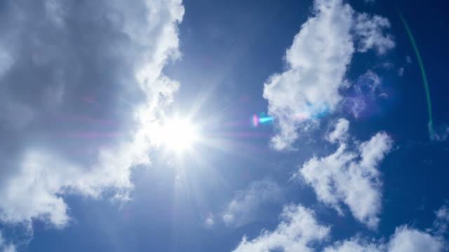太陽、雲 - 宗教点の映像素材/bロール