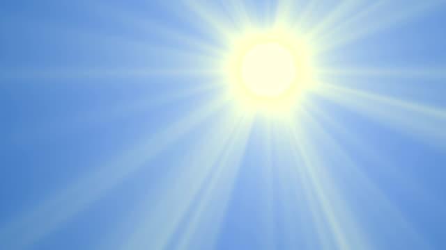 sunny day turns to night, loopable - 白天 個影片檔及 b 捲影像