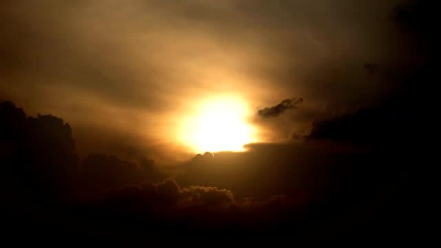 Sonne & Wolken Zeitraffer