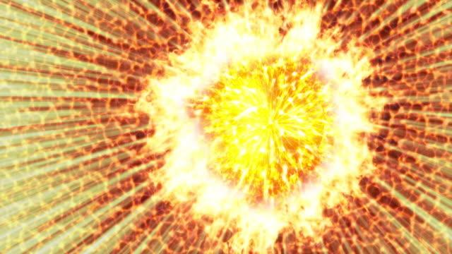 sun explosion - lava stock videos & royalty-free footage
