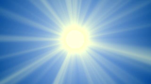 sun, loopable - heat stock videos & royalty-free footage