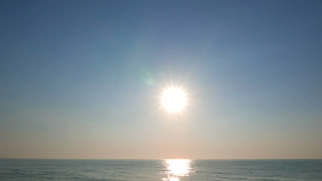 Sun set time lapse