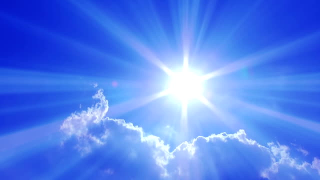 sun: solar energy - heaven stock videos & royalty-free footage