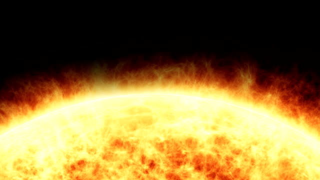 sun solar flare - solar flare stock videos and b-roll footage