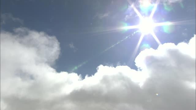 sun sunbeams_Daisetsuzan Volcanic Group, Hokkaid_