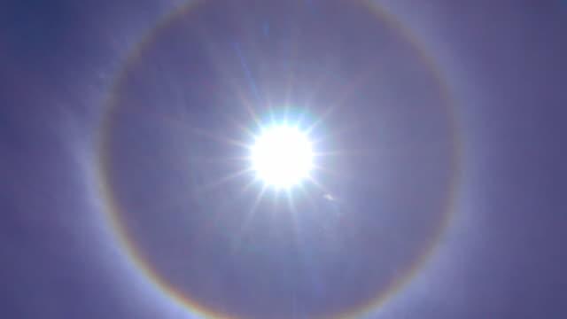 太陽表面と太陽フレア - 太陽フレア点の映像素材/bロール