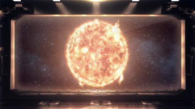 sun - spaceship stock videos & royalty-free footage