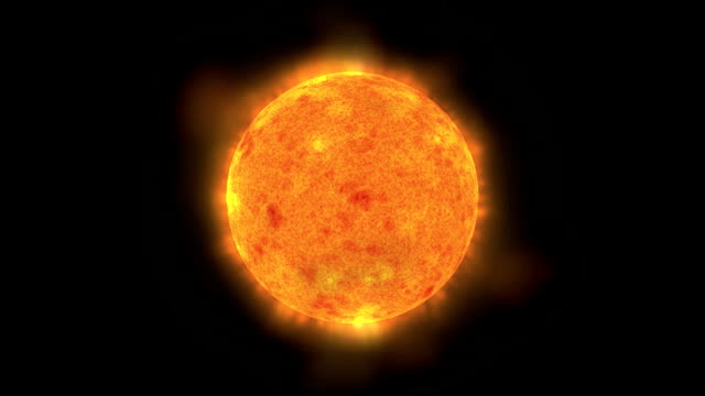 sun - solar system stock videos & royalty-free footage