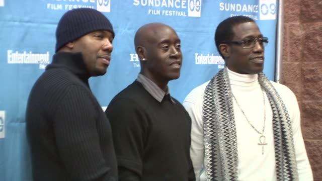 Sundance Film Festival 'Brooklyn's Finest' Premiere Park City UT 01/16/09 at Hollywood