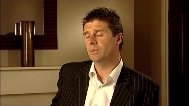 New ownership ENGLAND Sunderland INT Niall Quinn interview SOT Talks about new Sunderland owner Ellis Short