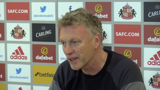Sunderland preview press conference with David Moyes ahead of their Premier League game against Hull City