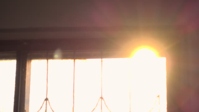 sunflare from window - hope stock videos & royalty-free footage