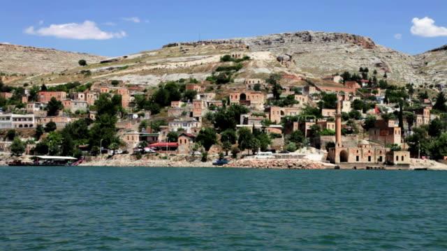 Sunken Town Old Halfeti