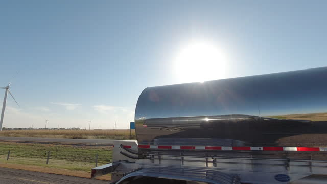 sunlight and oil tanker - pursuit concept stock videos & royalty-free footage