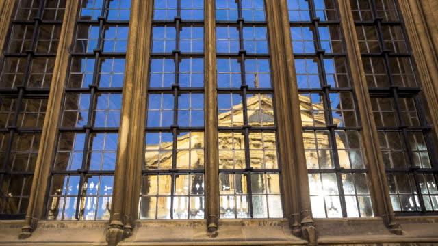 Sunlight through Bodleian Divinity School Windows - Timelapse
