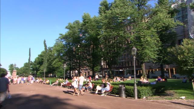 Sunny Parks, Helsinki, Finland