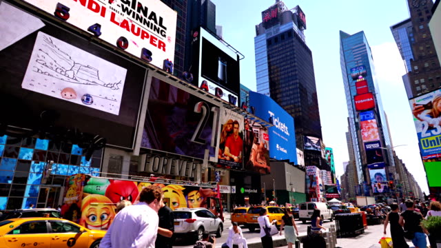 Sunny Time Sqaure
