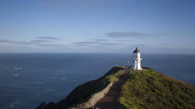 Sunrise at lighthouse