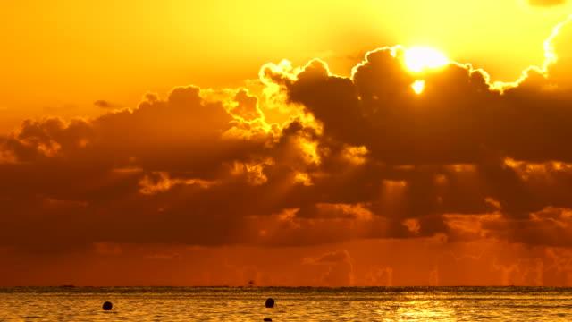 Sunrise at Playa Muro near Port d' Alcudia at morning mood, Majorca, Balearic Islands, Spain