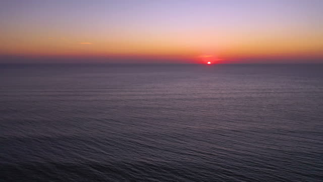sunrise, aticama, san blas municipality, matanchen bay, pacific ocean, riviera nayarit, nayarit state, mexico, central america, america - coastal feature stock videos & royalty-free footage