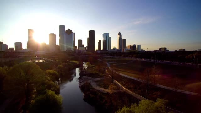 sunrise houston, texas - texas stock videos & royalty-free footage