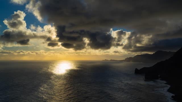 Sunrise in Ponta do Clerigo