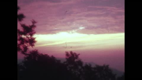 sunrise in the appalachian mountains - appalachia stock videos & royalty-free footage
