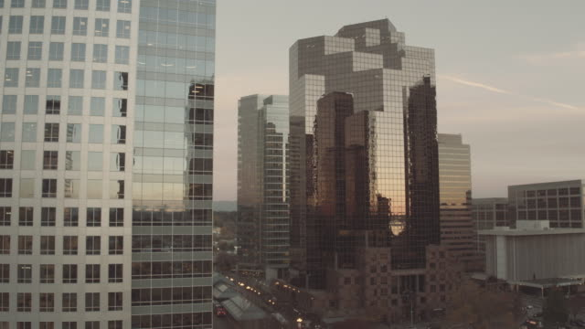 sunrise in the city - seattle stock videos & royalty-free footage