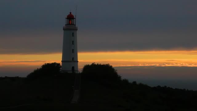 Sunrise lighthouse Echtzeit