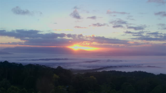 Sunrise, Mount Dandenong, Dandenong Ranges, Victoria