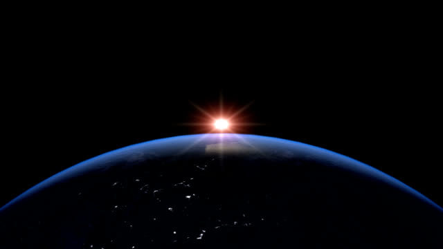 sunrise over earth - red sea stock videos & royalty-free footage