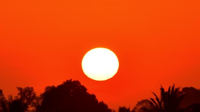 日の出タイムラプス 4k - landscape scenery点の映像素材/bロール