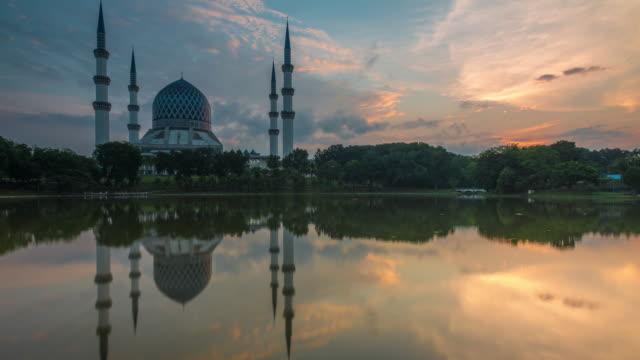 Sunrise Time Lapse Kuala Lumpur City