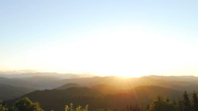TIME-LAPSE HD : Lever du soleil