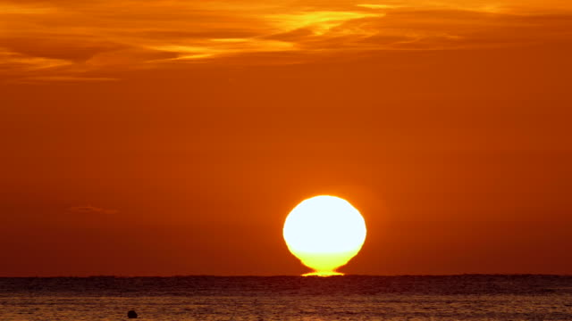sunrise - バレアレス点の映像素材/bロール