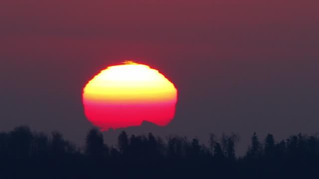vídeos y material grabado en eventos de stock de sunrise - belleza de la naturaleza