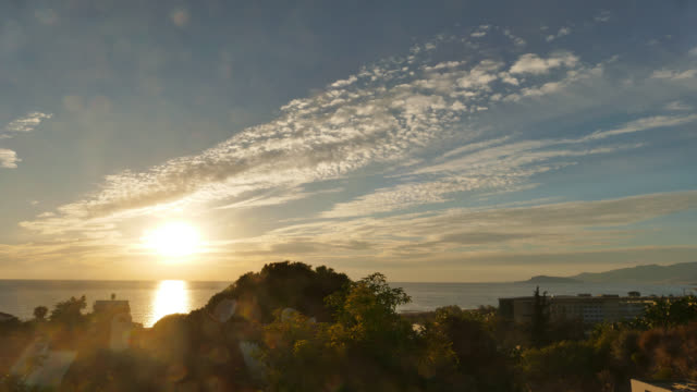 Sunset at Alanya